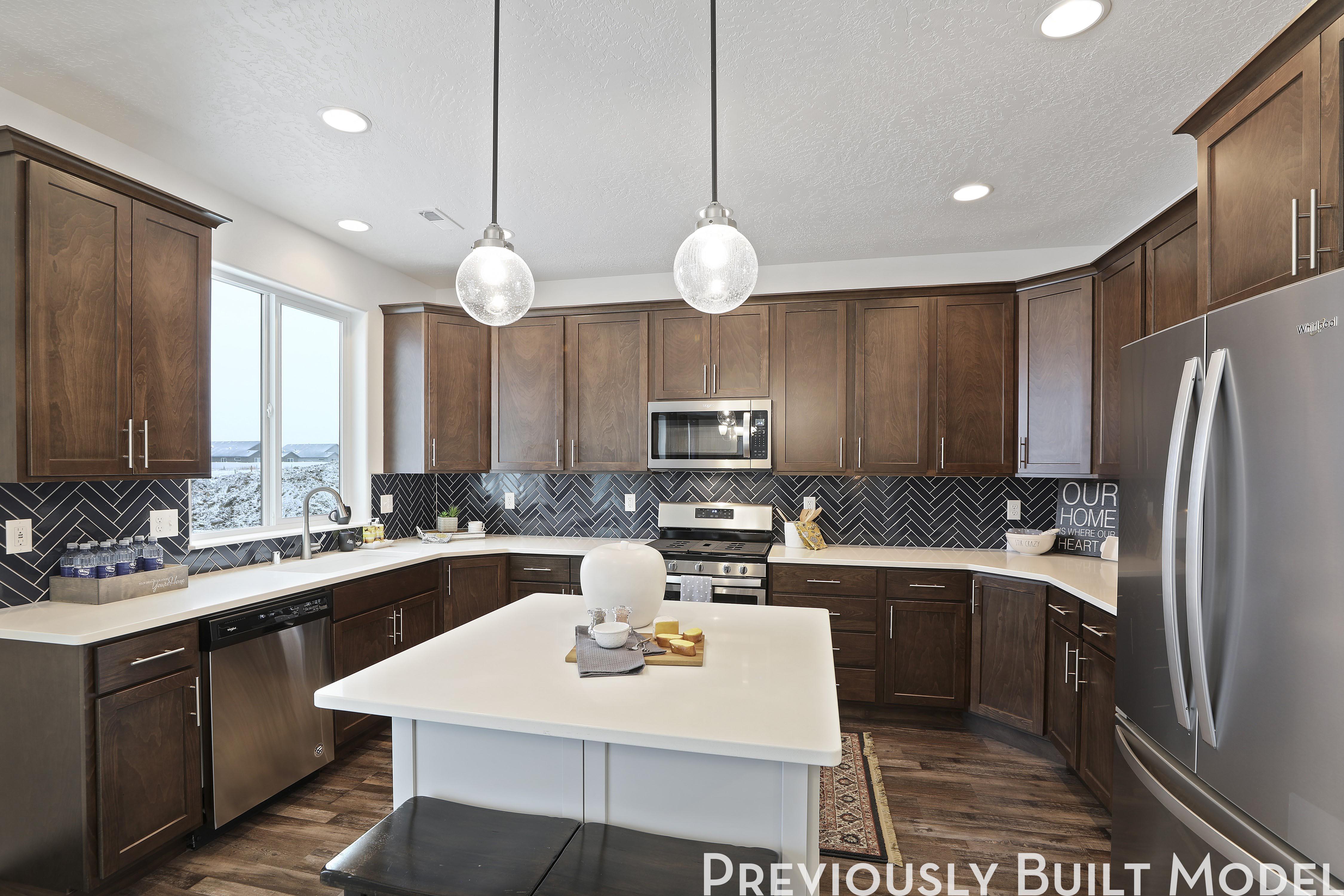 Kitchen featured in The Windsor By RYN Built Homes in Spokane-Couer d Alene, WA