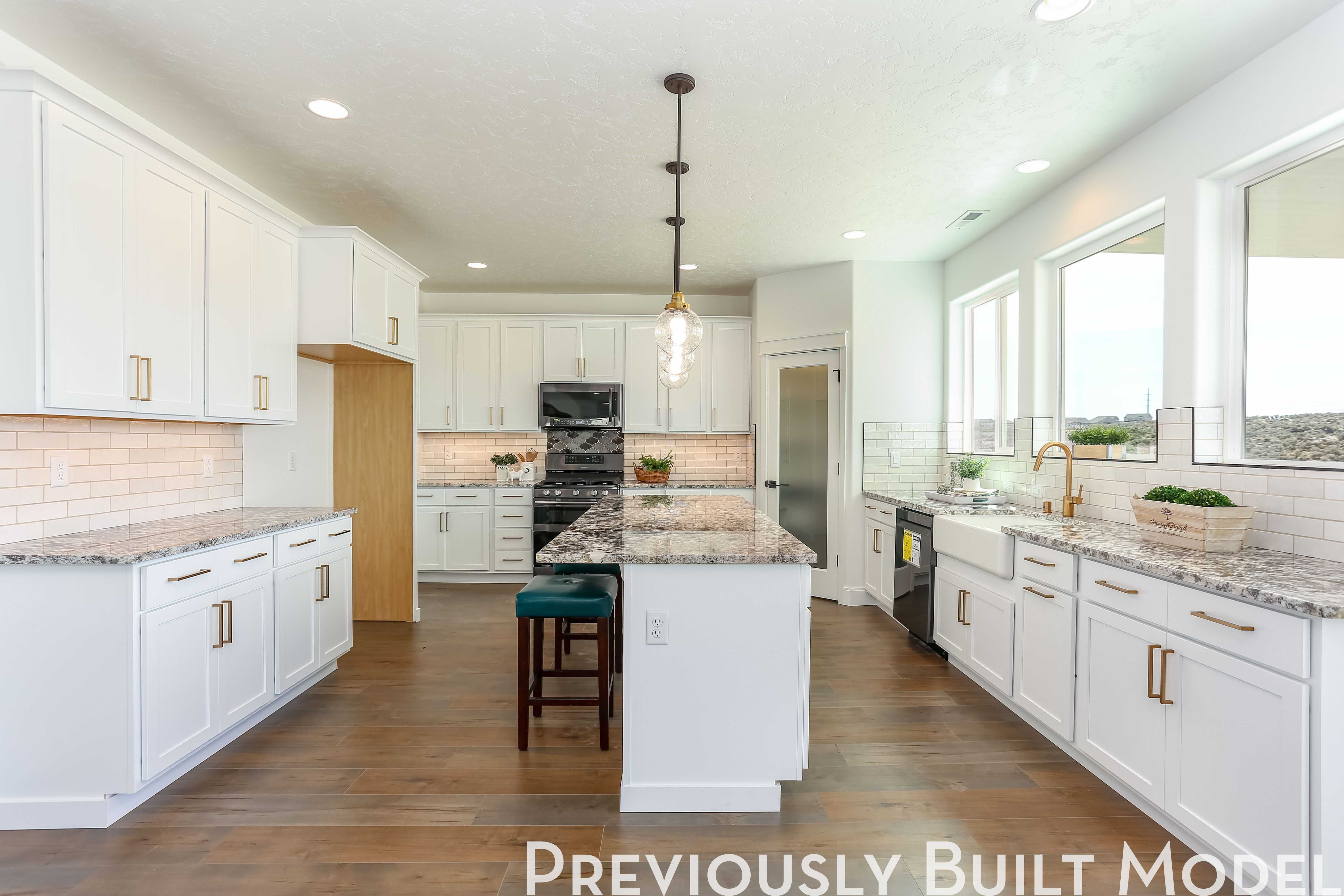 Kitchen featured in The Savannah By RYN Built Homes in Spokane-Couer d Alene, WA