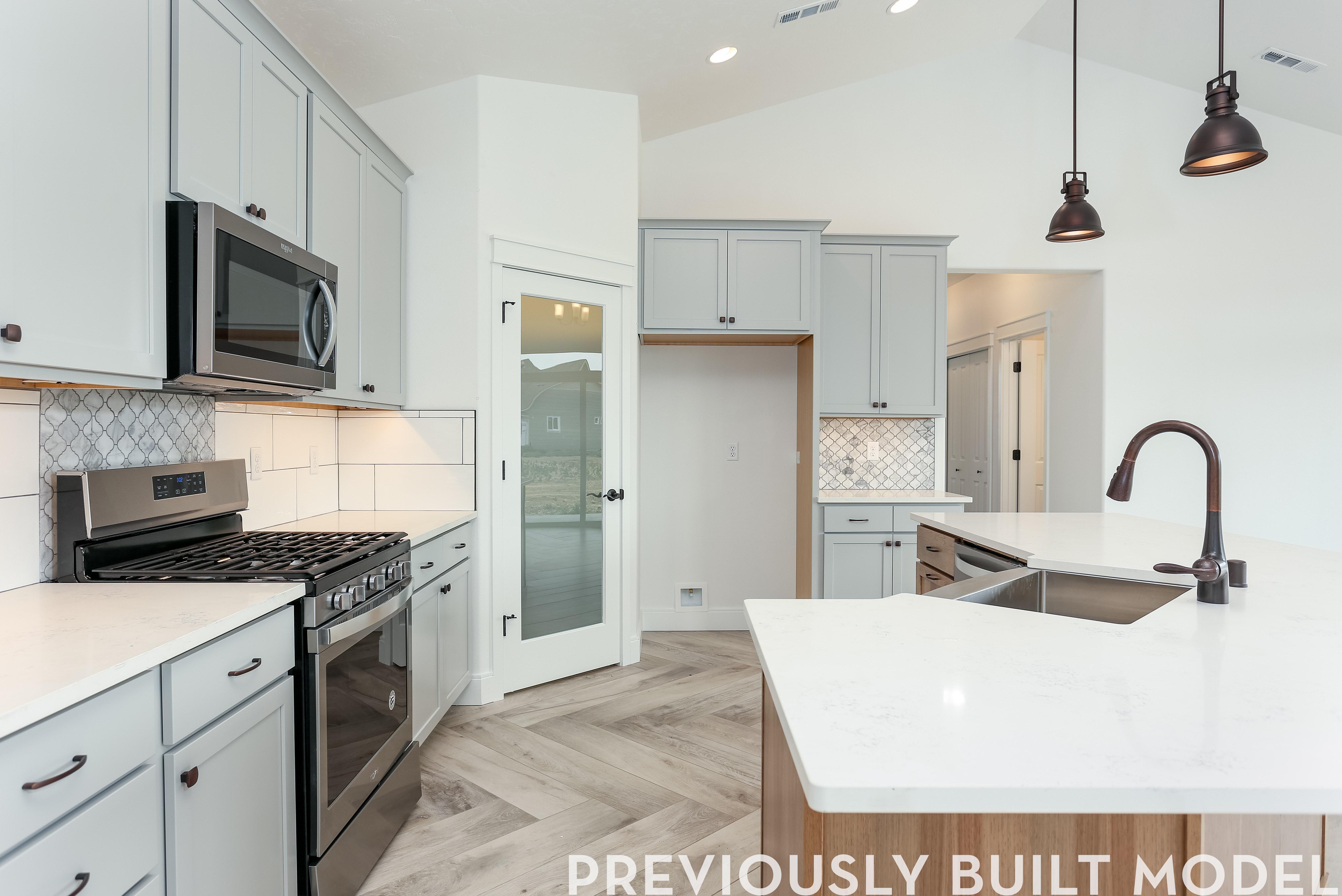 Kitchen featured in The Victoria Bonus By RYN Built Homes in Spokane-Couer d Alene, WA