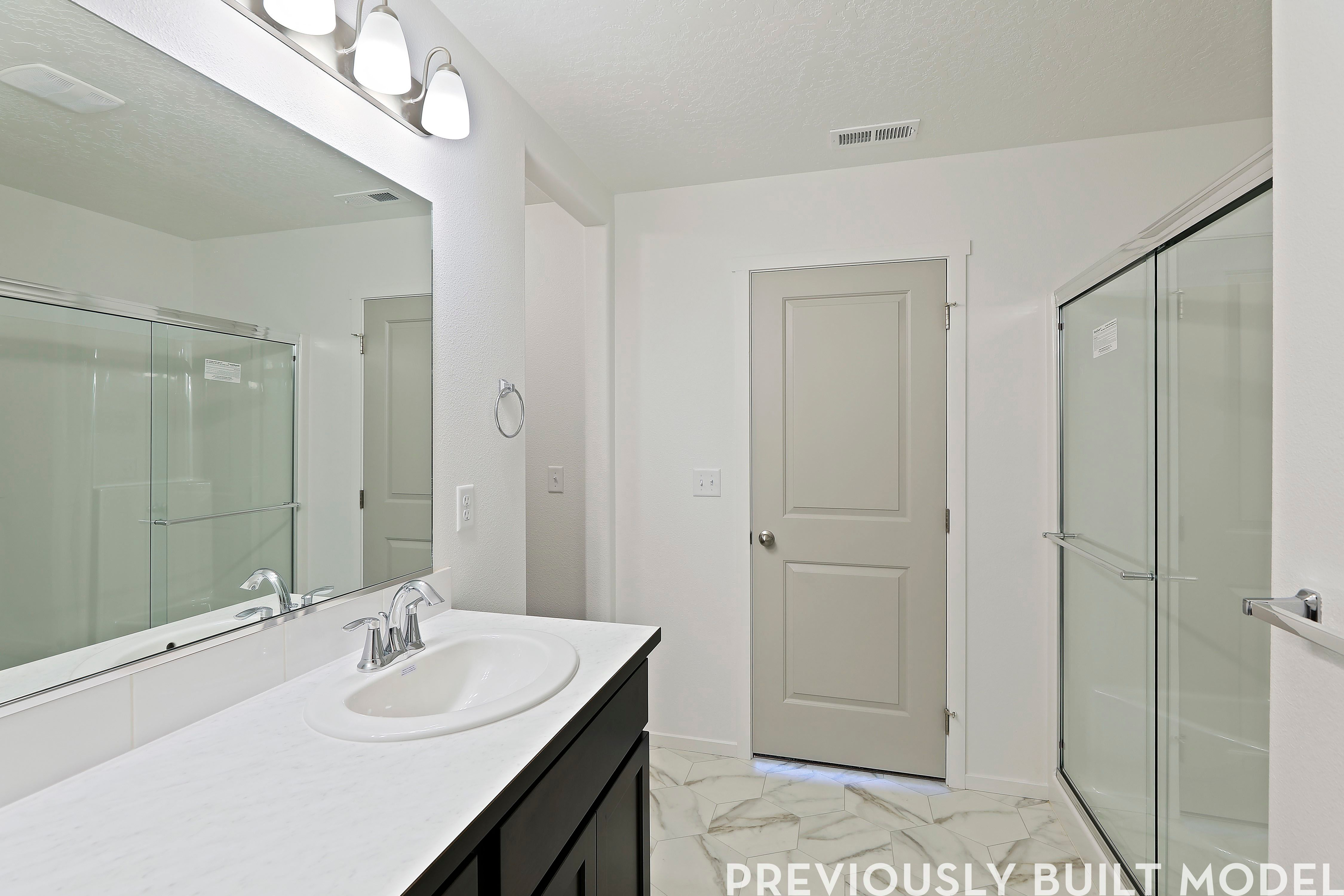 Bathroom featured in The Cambridge 1416 By RYN Built Homes in Richland, WA