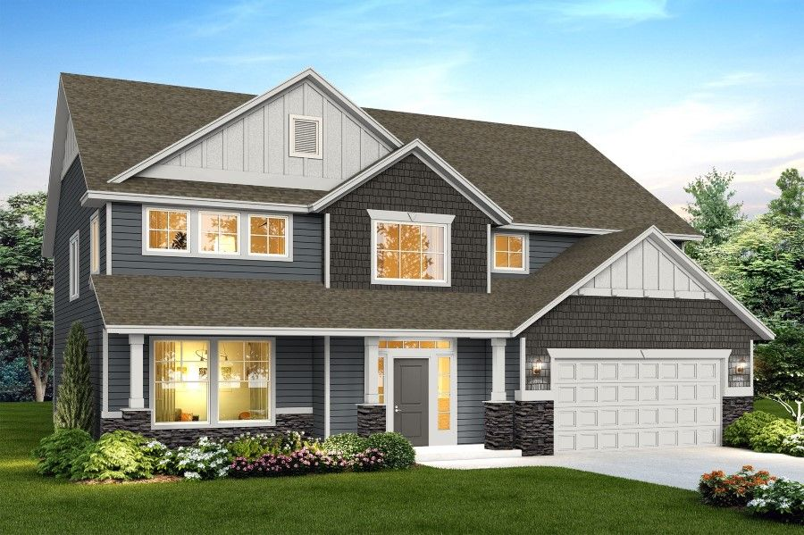 Exterior featured in The Retreat By RYN Built Homes in Spokane-Couer d Alene, WA