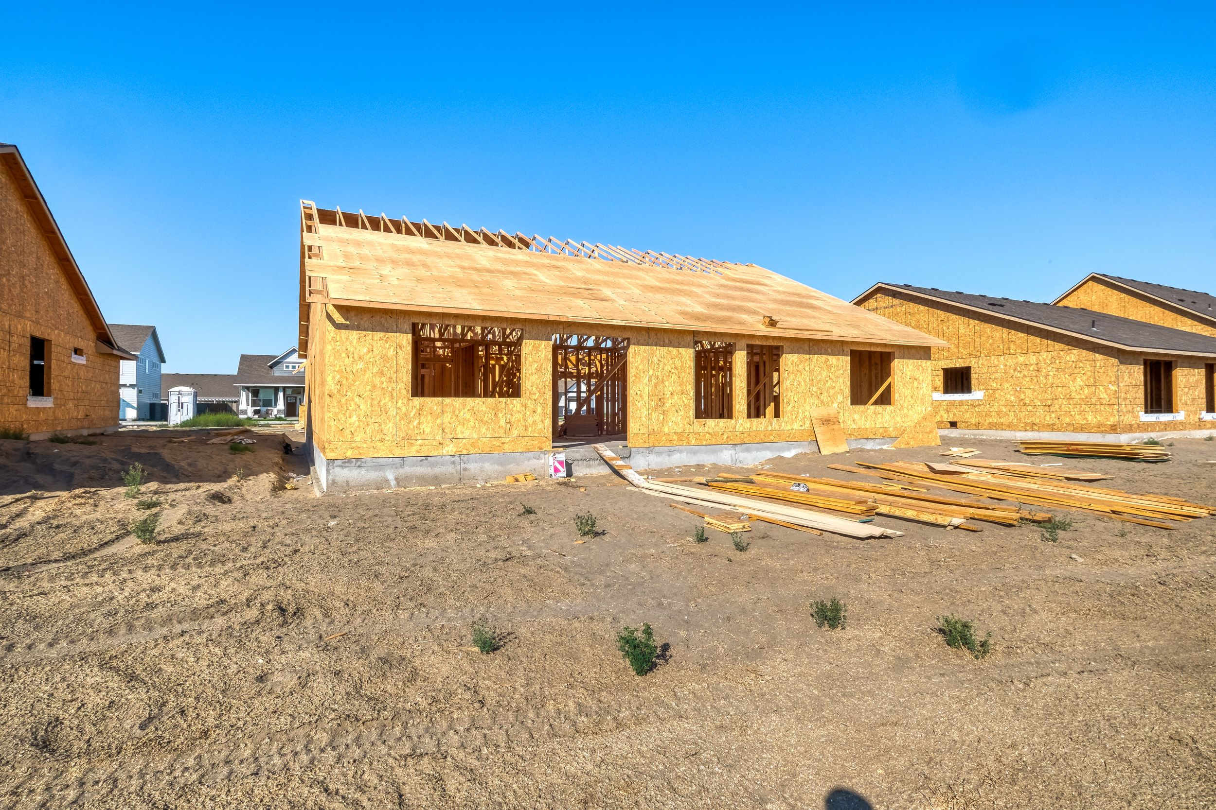 Exterior featured in The Valiant Bonus By RYN Built Homes in Richland, WA