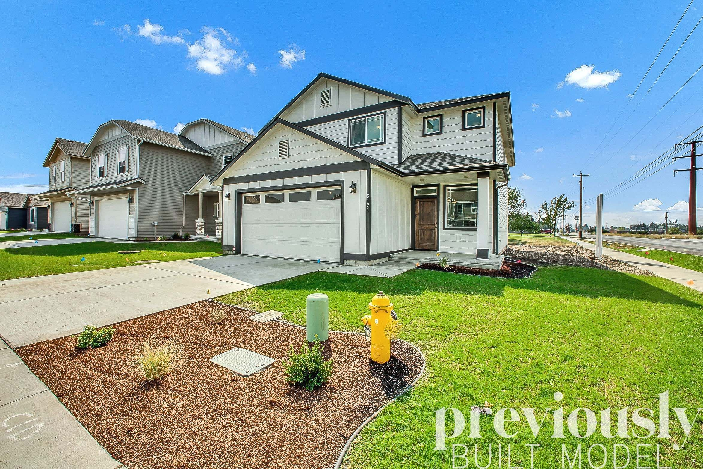 Exterior featured in The Juniper By RYN Built Homes in Spokane-Couer d Alene, WA
