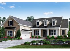 The Pinehurst - Westbrook Grove: Pooler, Georgia - Village Park Homes