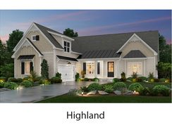 The Highland - The Enclave at Berwick Plantation: Savannah, Georgia - Village Park Homes