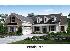 The Pinehurst - The Enclave at Berwick Plantation: Savannah, Georgia - Village Park Homes