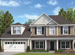 The Elcott - Avondale at Lawton Station: Bluffton, South Carolina - Village Park Homes