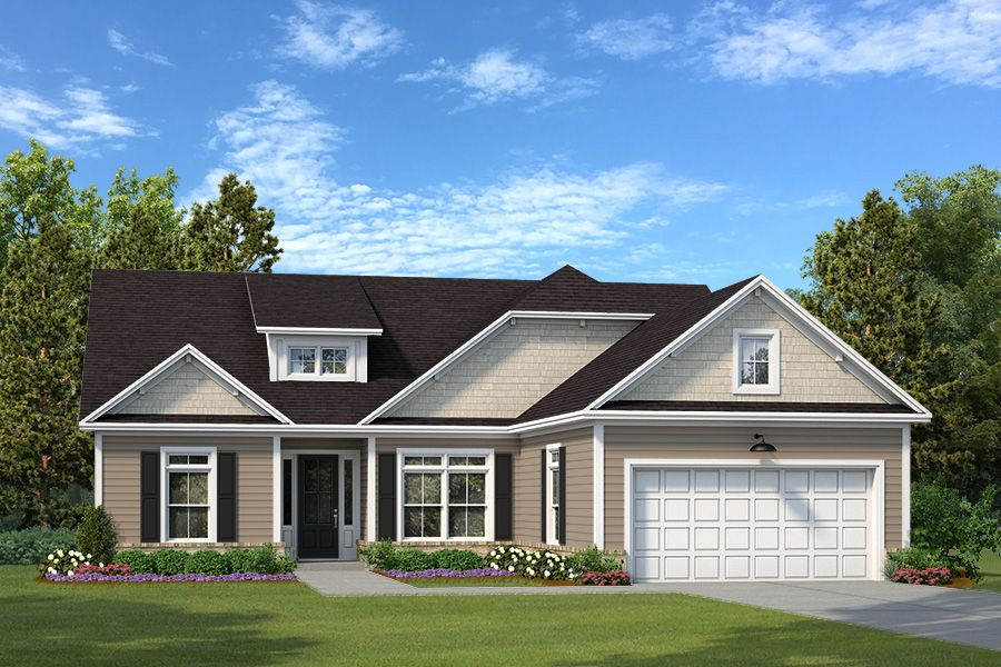 New construction homes and floor plans in richmond hill for Home builders in richmond hill ga