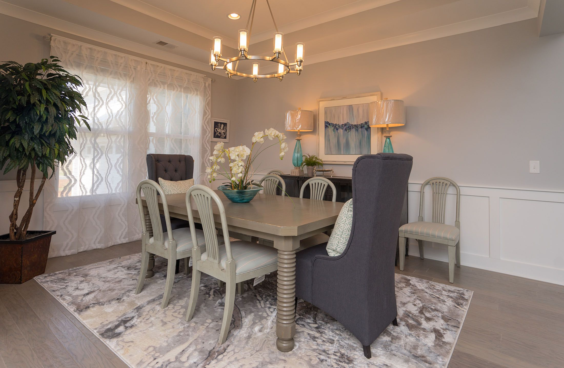 Living Area featured in The Pinehurst By Village Park Homes in Savannah, GA