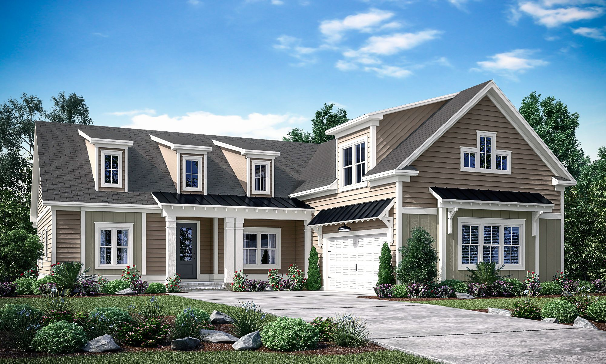 'Westbrook Grove' by Village Park Homes in Savannah