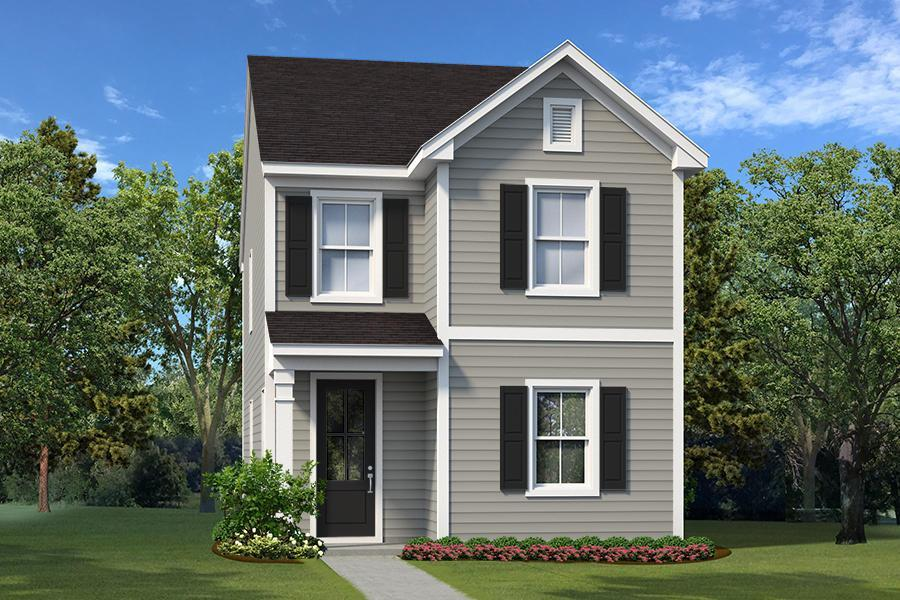 Exterior featured in The Cayce By Village Park Homes in Hilton Head, SC