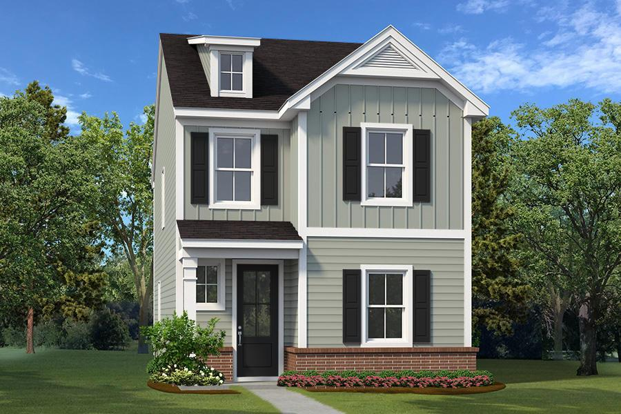 Exterior featured in The Chapin By Village Park Homes in Hilton Head, SC