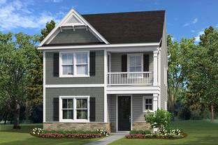 The Crawford II - Magnolia Walk: Hardeeville, Georgia - Village Park Homes