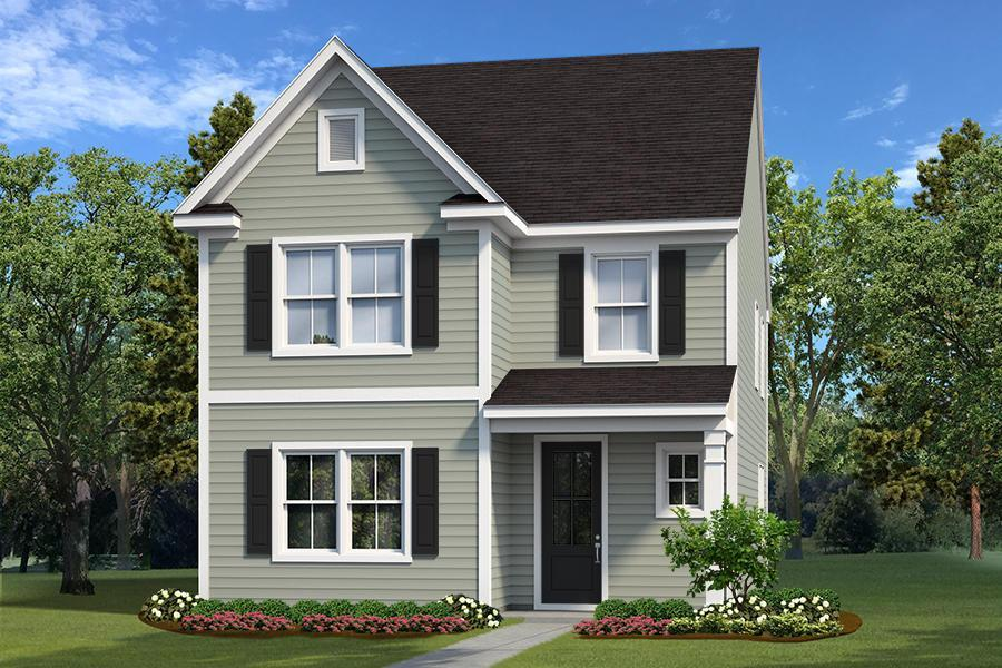 Exterior featured in The Crawford II By Village Park Homes in Hilton Head, SC
