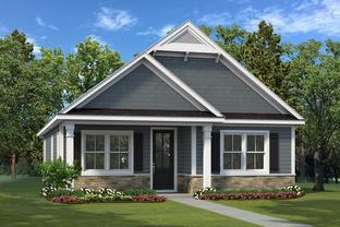 The Hampton II - Magnolia Walk: Hardeeville, Georgia - Village Park Homes