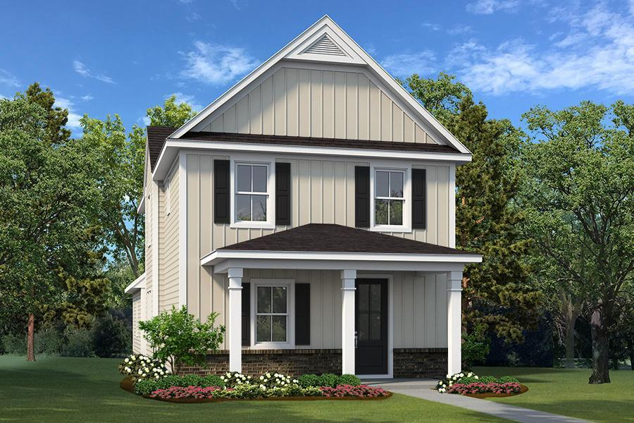 Exterior featured in The Orleans By Village Park Homes in Hilton Head, SC