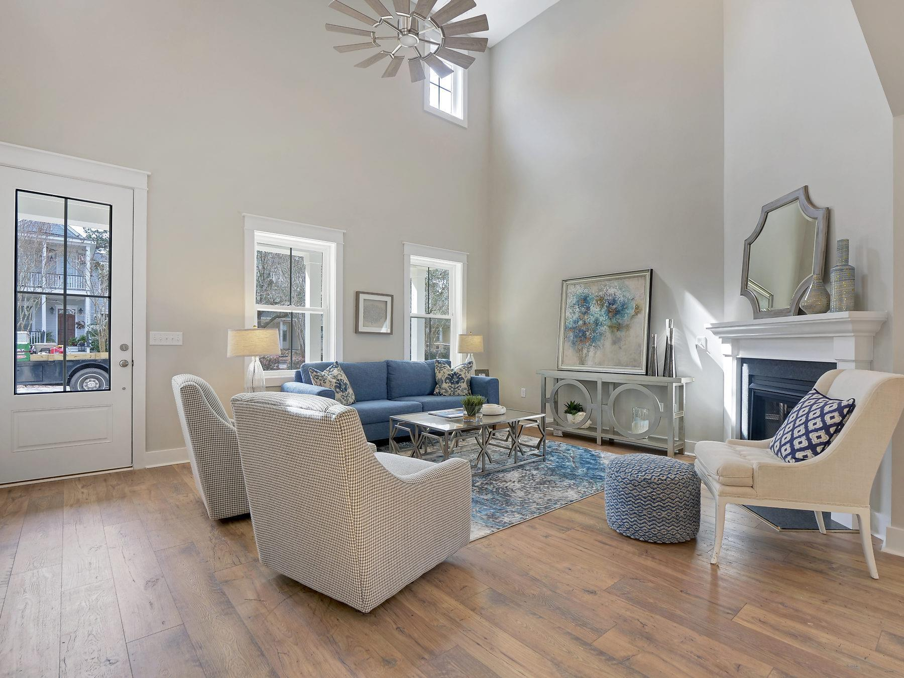 Living Area featured in The Ashley River II By Village Park Homes in Hilton Head, SC