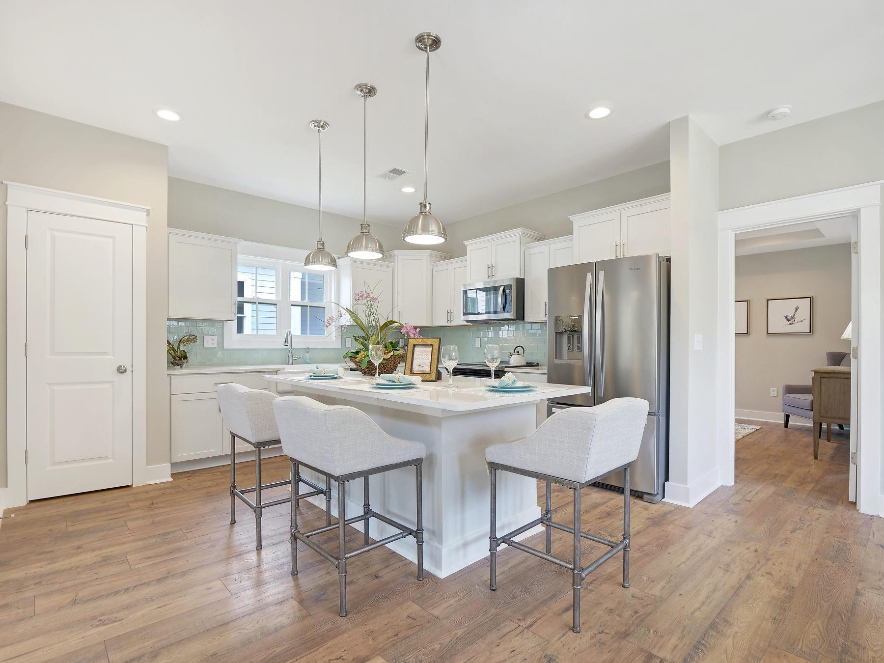 Kitchen featured in The Ashley River II By Village Park Homes in Hilton Head, SC