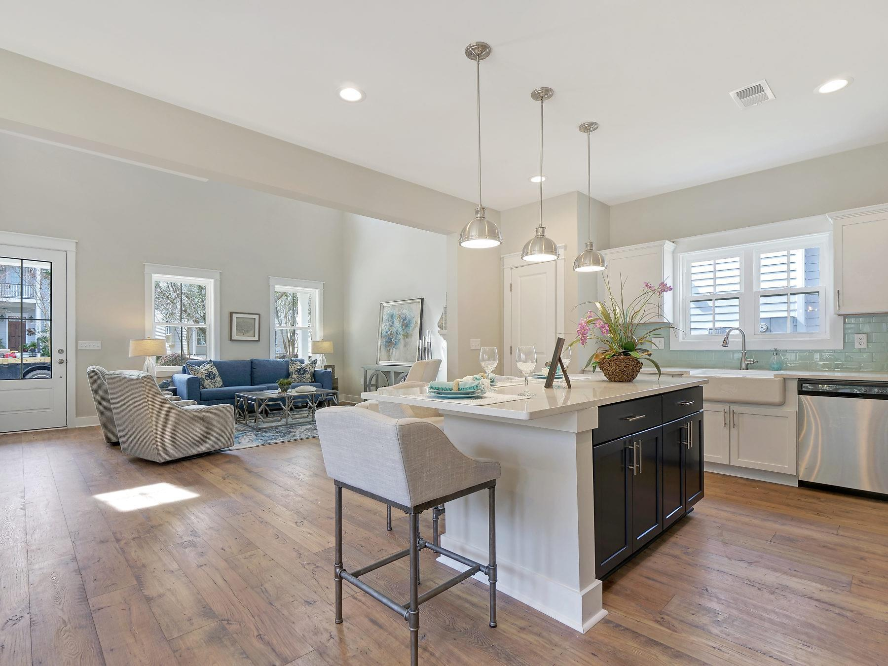 Living Area featured in The Ashley River II By Village Park Homes in Savannah, GA