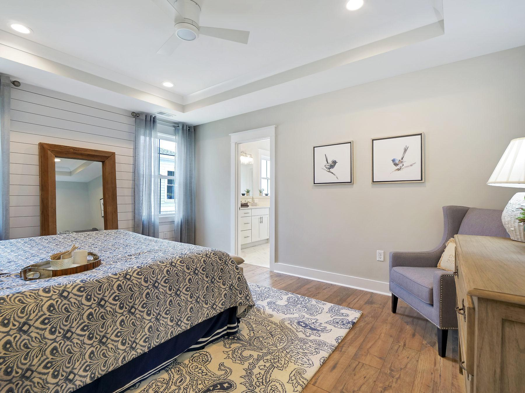 Bedroom featured in The Ashley River II By Village Park Homes in Hilton Head, SC