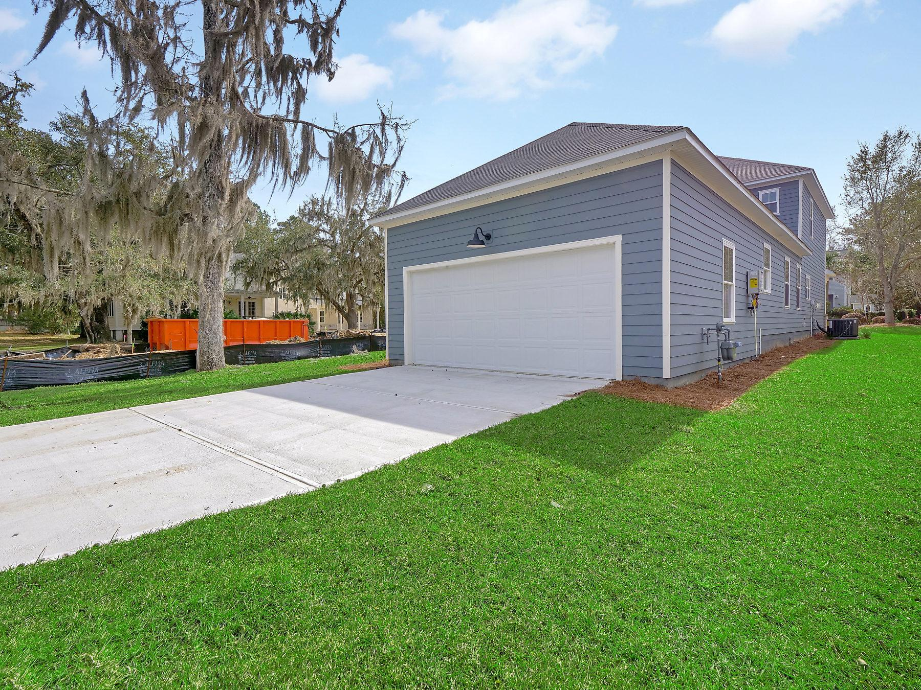 Exterior featured in The Ashley River II By Village Park Homes in Hilton Head, SC