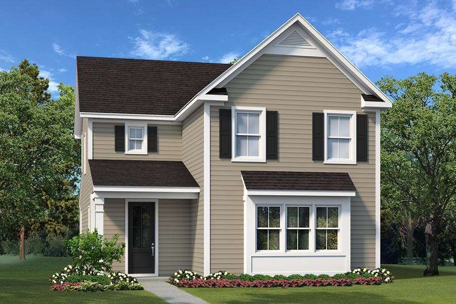 Exterior featured in The Troup By Village Park Homes in Hilton Head, SC