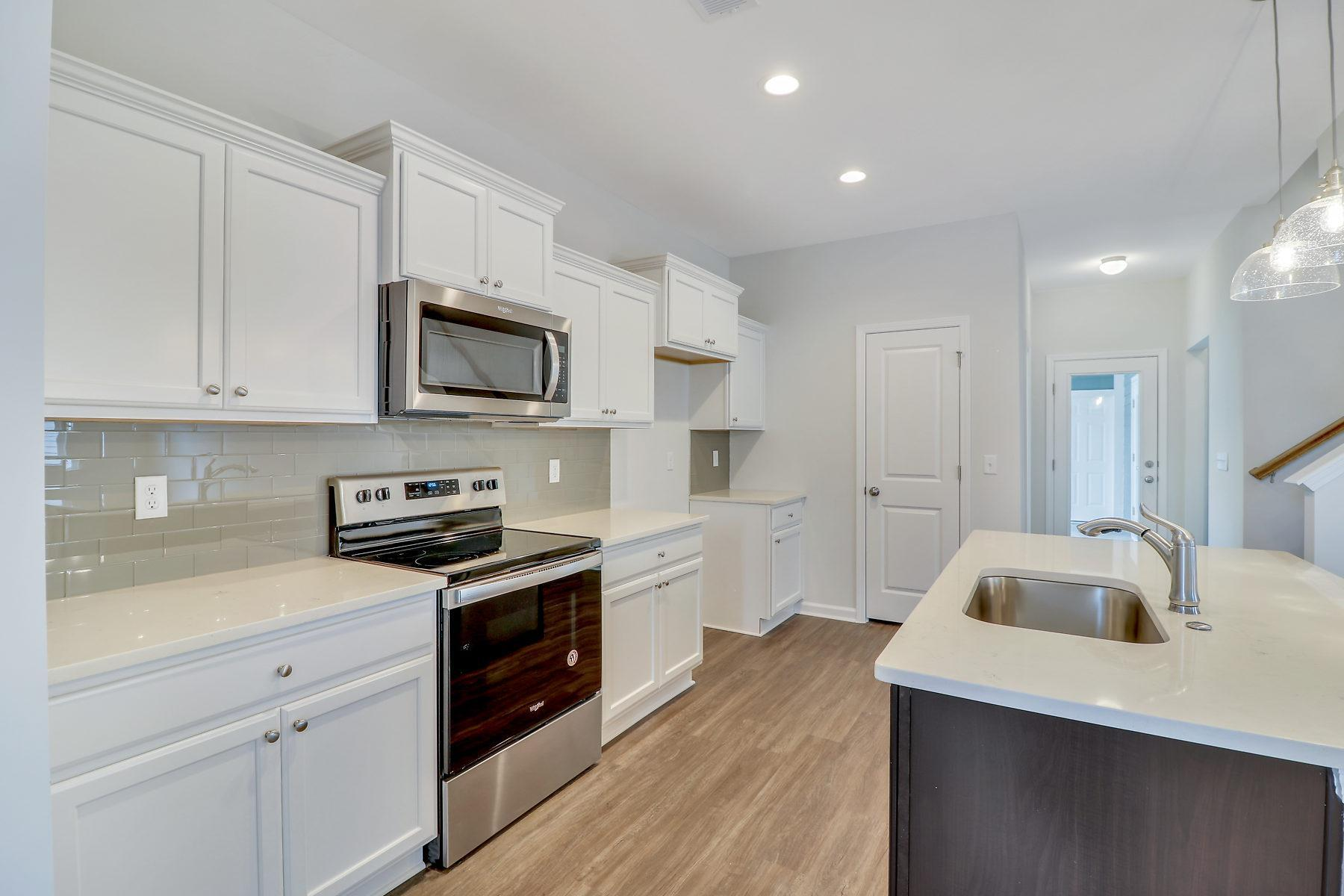 Kitchen featured in The Troup By Village Park Homes in Hilton Head, SC