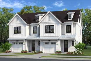 The Magnolia - Sunderland Point: Hilton Head, South Carolina - Village Park Homes