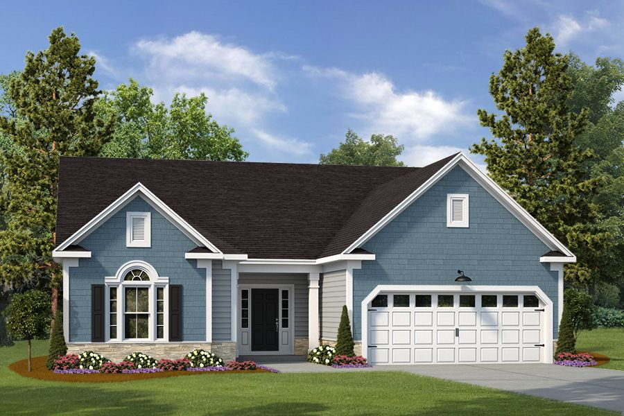 Exterior featured in The Tillery By Village Park Homes in Savannah, GA
