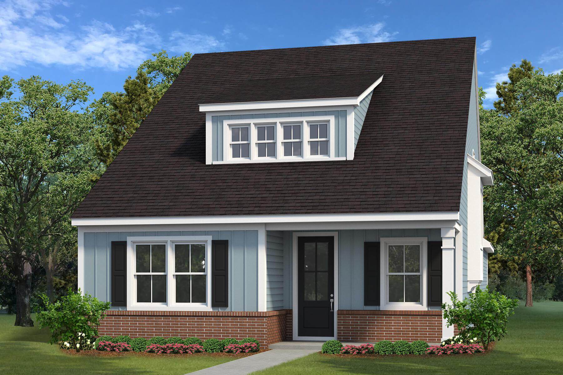 Exterior featured in The Warren By Village Park Homes in Hilton Head, SC