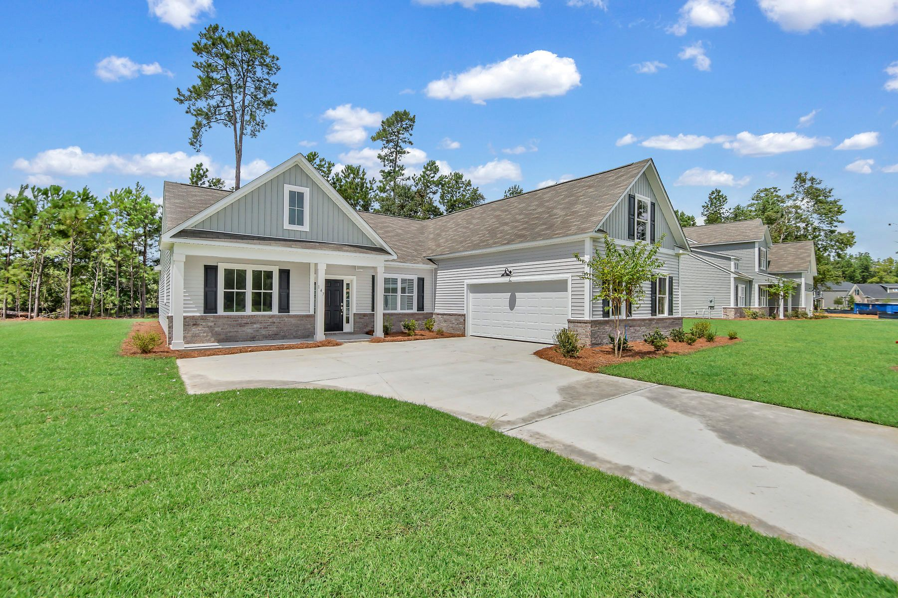 Exterior featured in The Eastgate By Village Park Homes in Hilton Head, SC