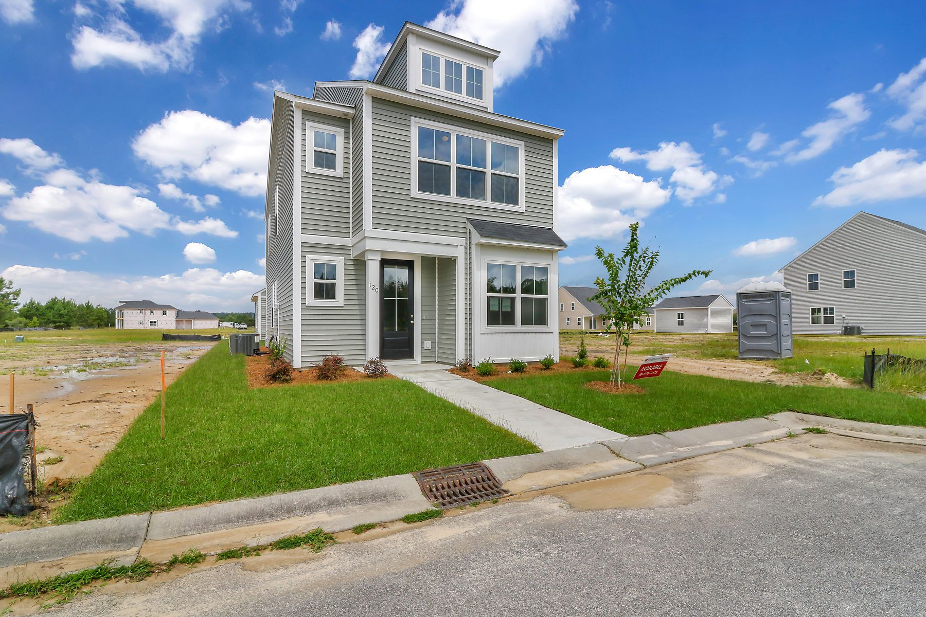Exterior featured in The Malind By Village Park Homes in Hilton Head, SC