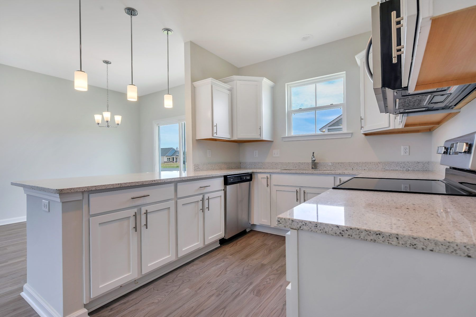 Kitchen featured in The Katherine By Village Park Homes in Hilton Head, SC