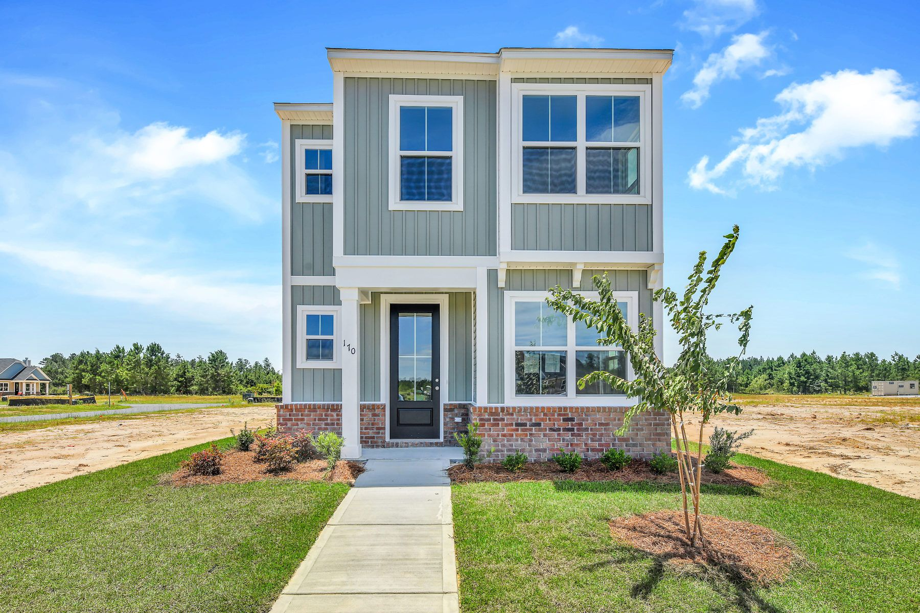 Exterior featured in The Katherine By Village Park Homes in Hilton Head, SC