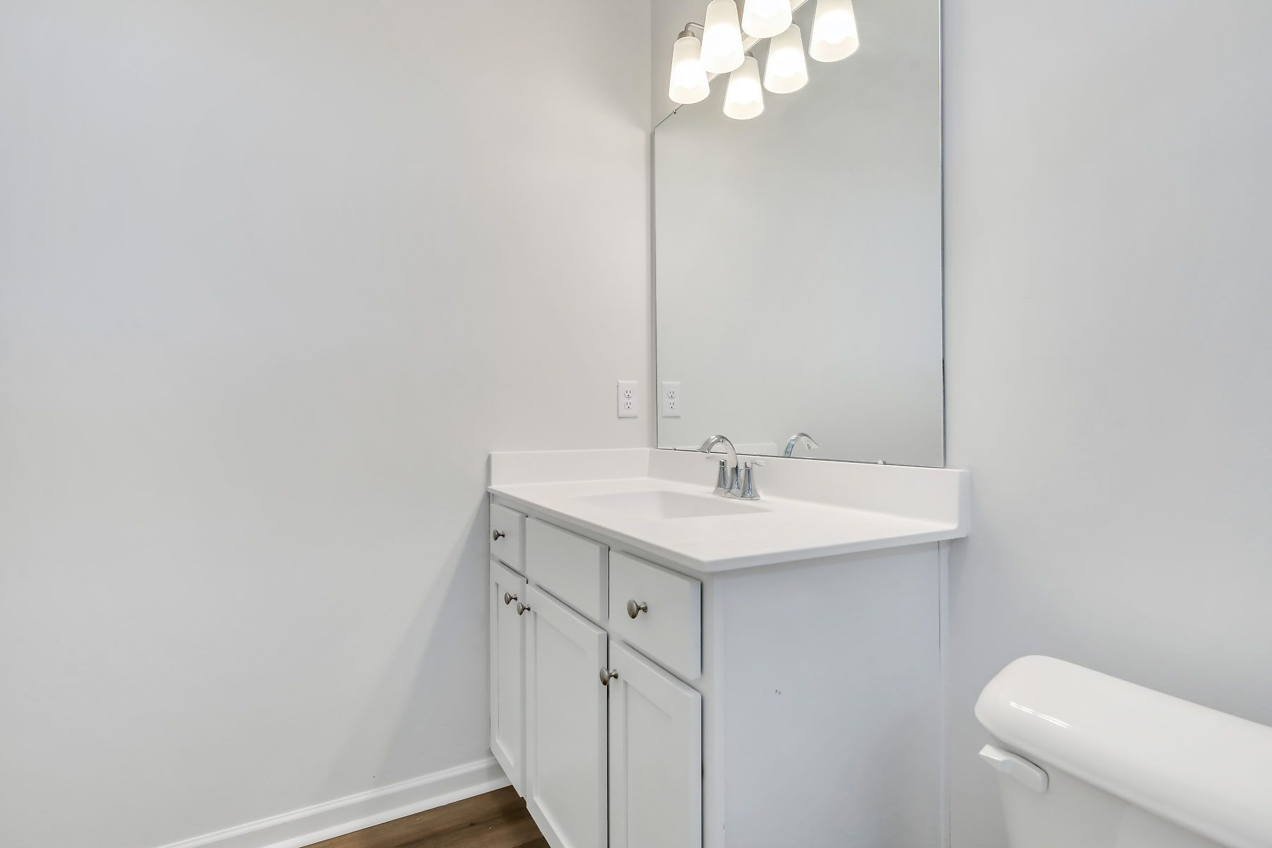 Bathroom featured in The Helmsley By Village Park Homes in Hilton Head, SC