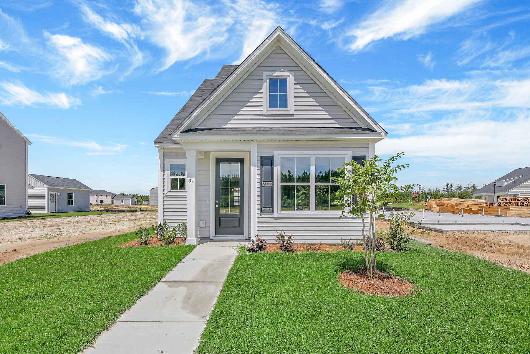 Exterior featured in The Helmsley By Village Park Homes in Hilton Head, SC