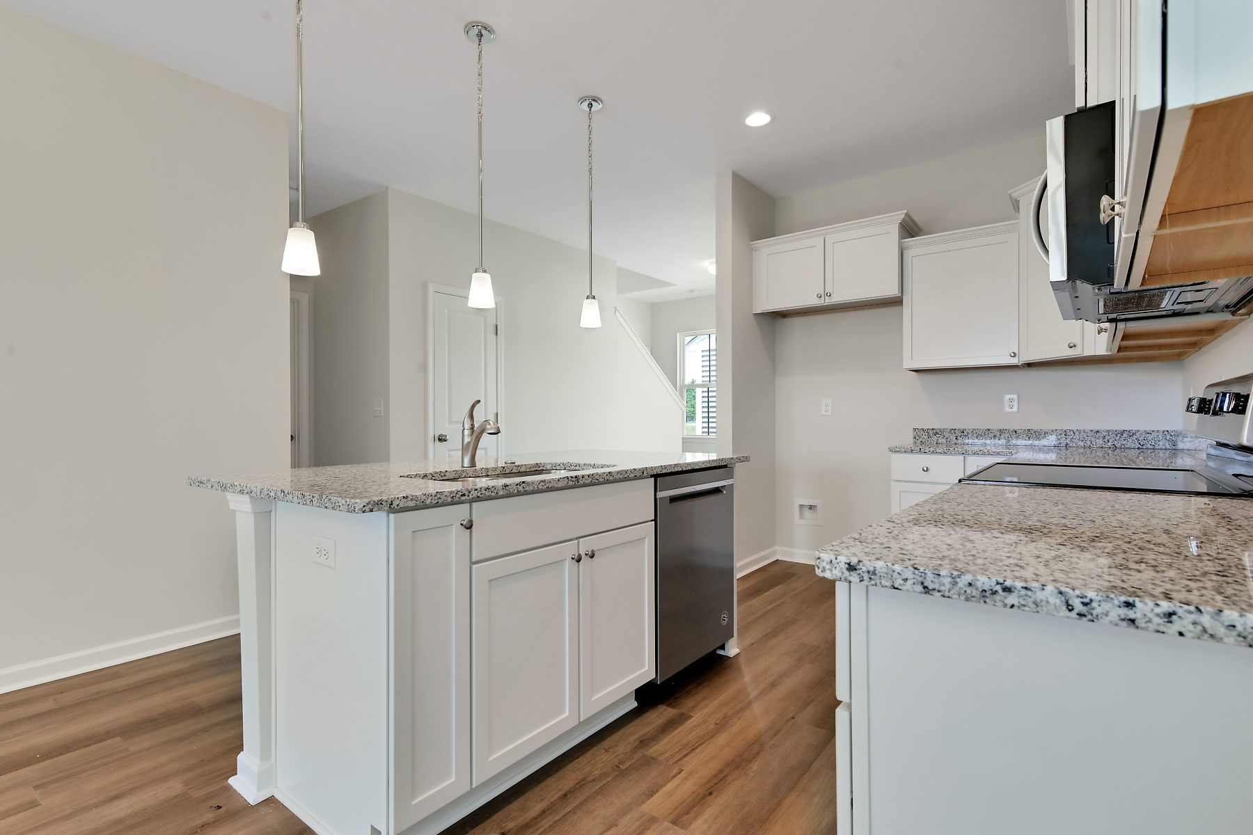 Kitchen featured in The Ridgeland By Village Park Homes in Hilton Head, SC