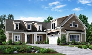 The Stockton - Westbrook Grove: Pooler, Georgia - Village Park Homes