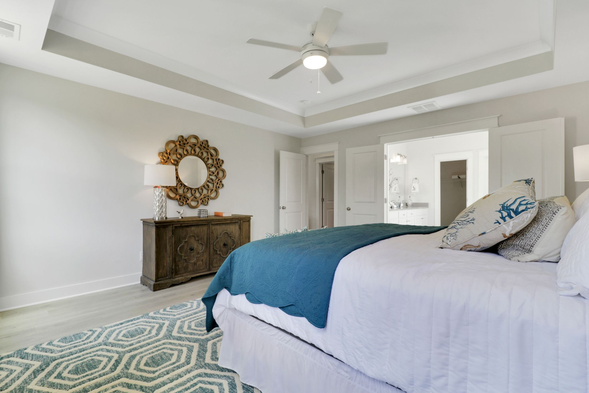Bedroom featured in The Callawassie By Village Park Homes in Savannah, GA