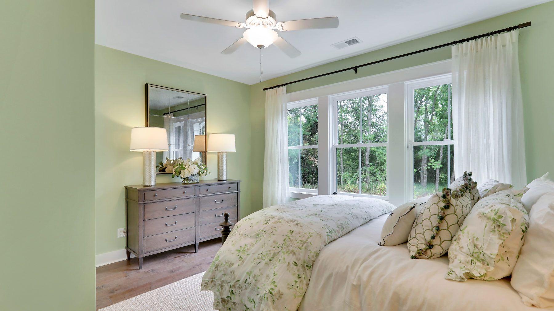 Bedroom featured in The Pinehurst By Village Park Homes in Savannah, GA