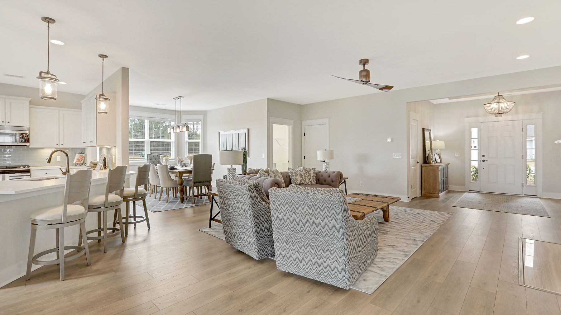Living Area featured in The Tillery By Village Park Homes in Savannah, GA