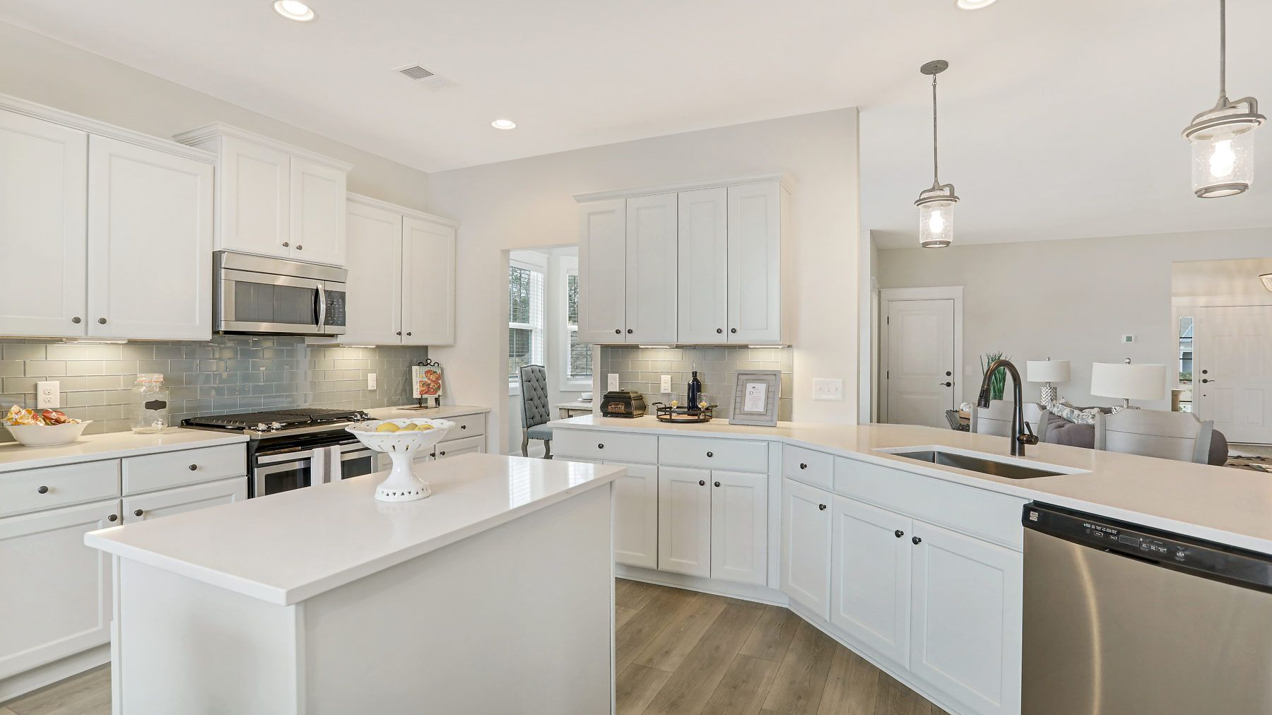Kitchen featured in The Tillery By Village Park Homes in Hilton Head, SC