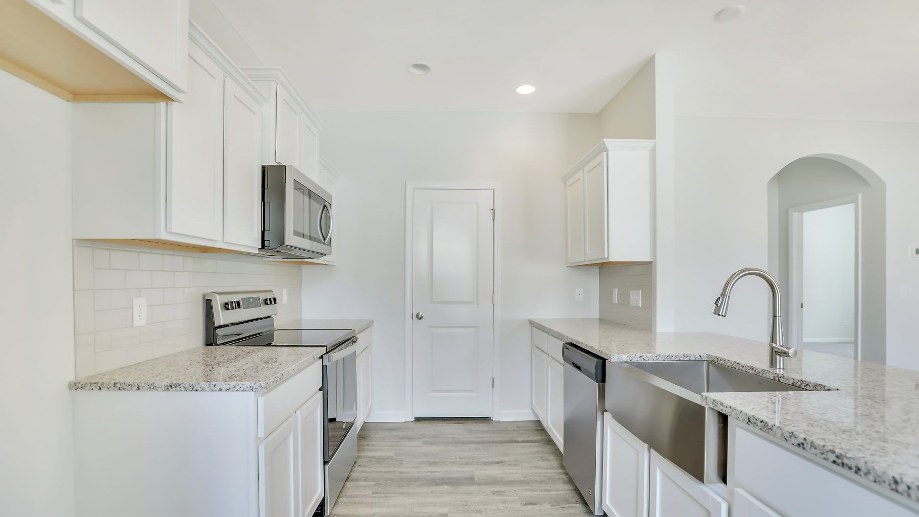 Kitchen featured in The May River By Village Park Homes in Savannah, GA