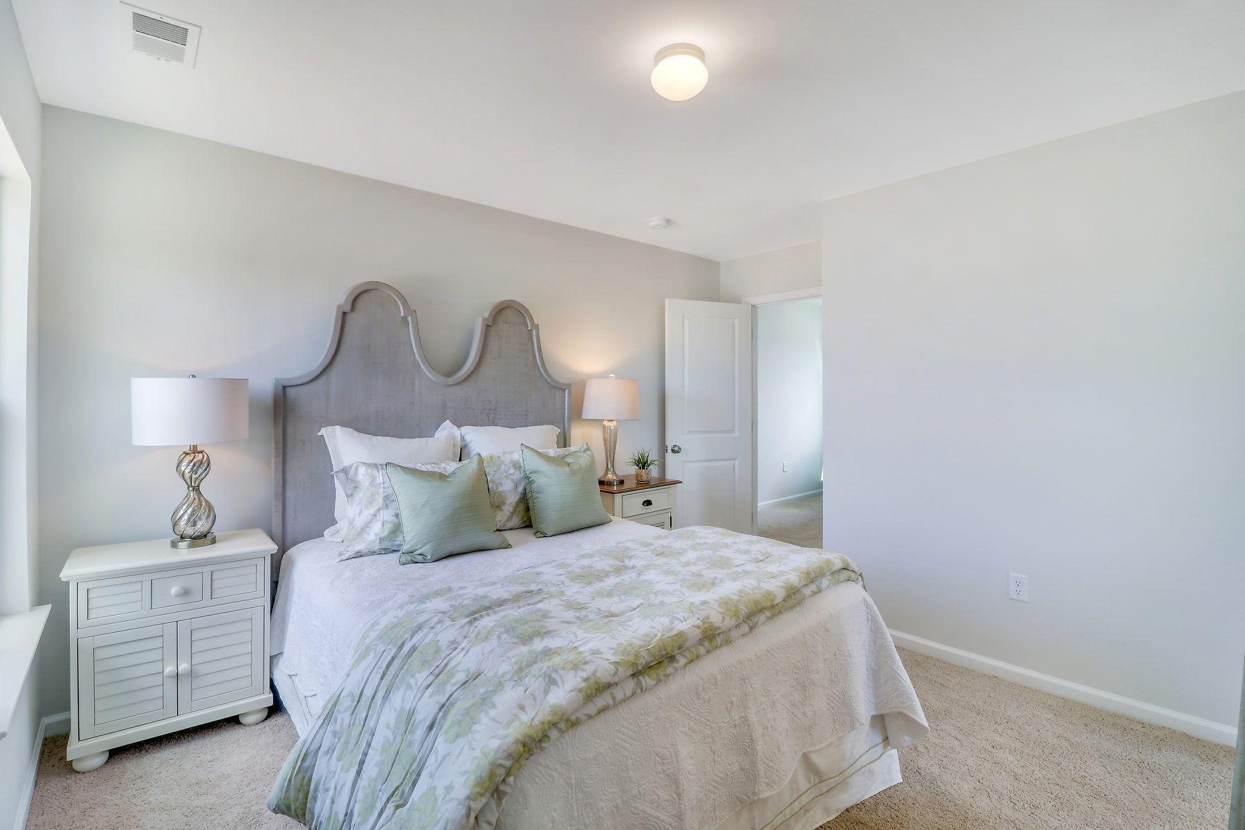 Bedroom featured in The Crawford II By Village Park Homes in Savannah, SC