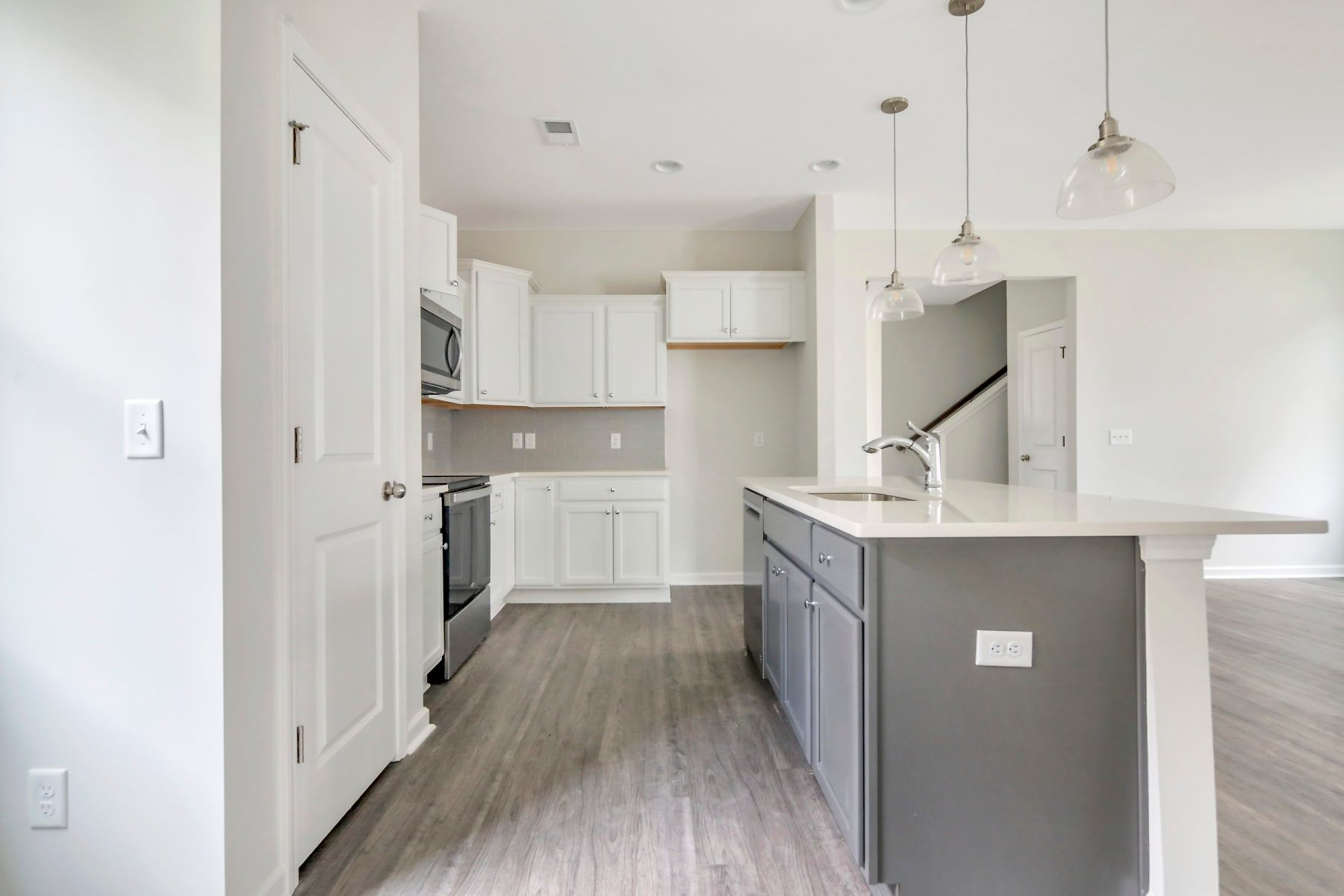 Kitchen featured in The Chippewah II By Village Park Homes in Hilton Head, SC