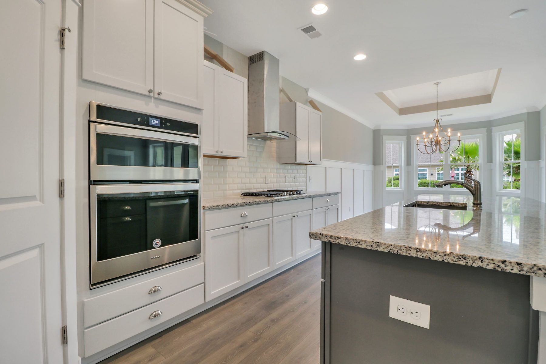 Kitchen featured in The Brookwood By Village Park Homes in Hilton Head, SC