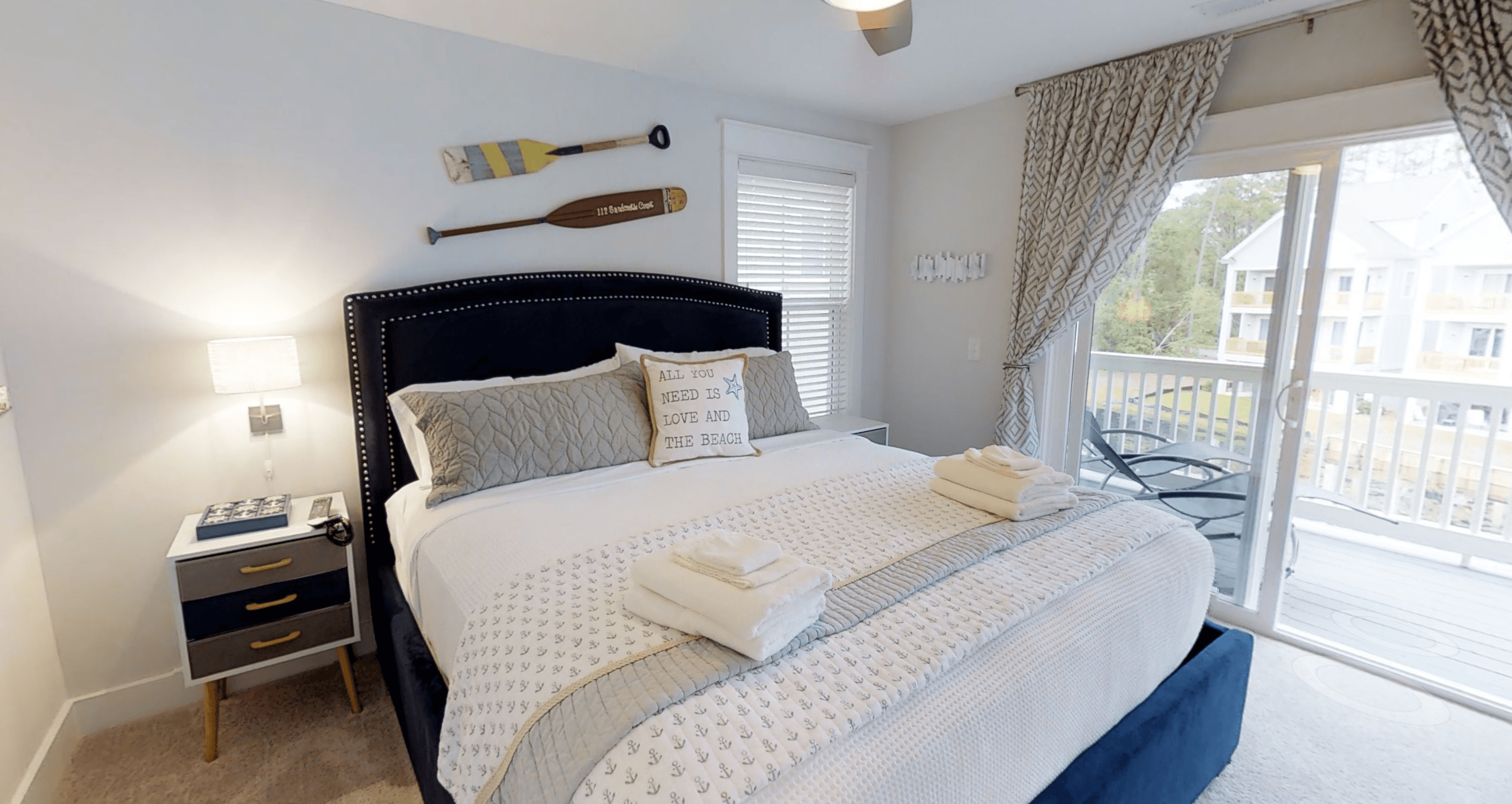 Bedroom featured in The Buxton By Village Park Homes in Hilton Head, SC