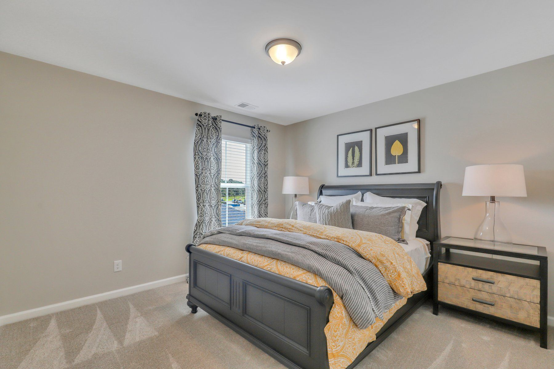Bedroom featured in The Brunswick By Village Park Homes in Savannah, GA