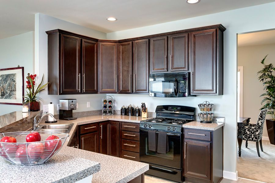 Kitchen featured in The Elcott By Village Park Homes in Hilton Head, SC