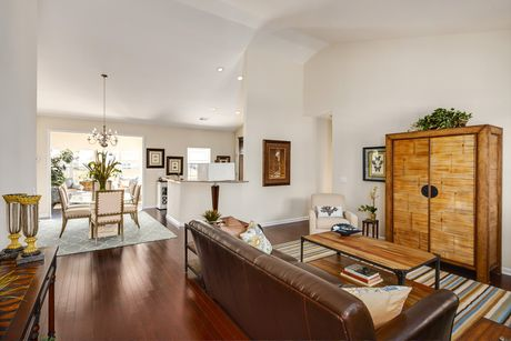 Greatroom-and-Dining-in-The Monterey-at-Alston Park at New Riverside-in-Bluffton